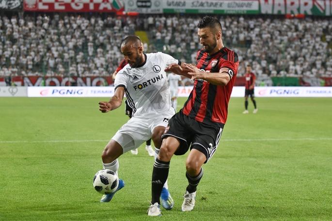 Legia Varšava - FC Spartak Trnava