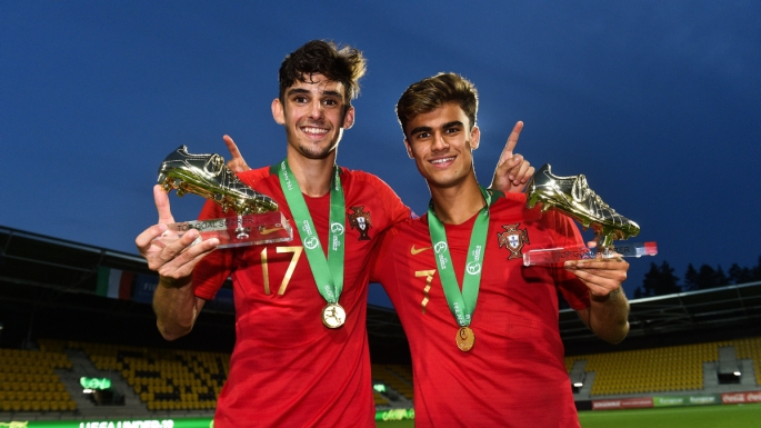 Trincao Francisco and Joao Filipe (Portugal)